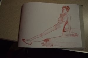 Life drawing classes in South Manchester (1)